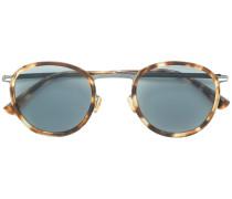 Antti round frame sunglasses