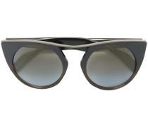 Cat-Eye-Sonnenbrille mit Farbverlauf - women