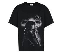 T-Shirt mit Beauty-Print