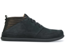 Classic Nabuck lace-up shoes