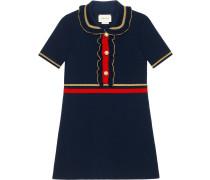 Children's dress with lurex