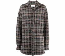 Hemdjacke aus Tweed