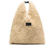 Japanese Teddy tote bag