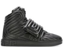Gesteppte 'Palazzo Medusa' HighTopSneakers