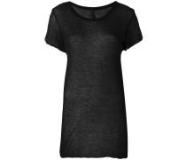Ungesäumtes T-Shirt