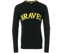 Braves sweater