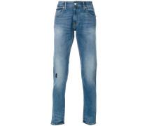 Jeans mit Waschung