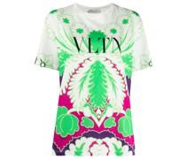 T-Shirt mit VLTN-Print