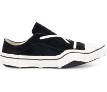 Slip-On-Sneakers aus Wildleder