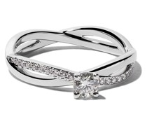 'My First  Infinity' Ring mit Diamant