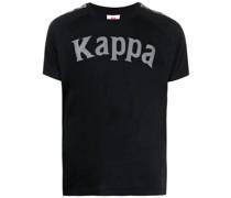 T-Shirt mit Reflektor-Logo