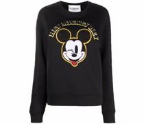 Sweatshirt mit Micky-Maus-Print