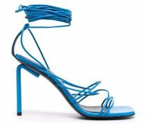 Sandalen mit Bänderdetail