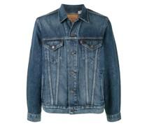 Jeansjacke im Vintage-Look