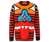 Totem knitted sweater