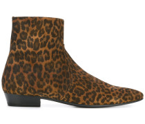 Stiefel mit Leopardenmuster - men