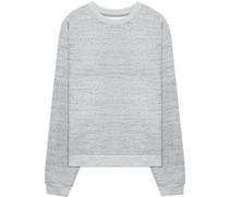 Beach Sweatshirt mit Rundhalsausschnitt