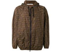 Leichte Jacke mit Logo-Print - men - Polyamid