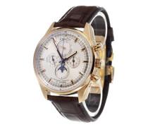 'El Primero Perpetual Calendar' analog watch