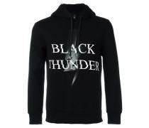 'Black Thunder' Kapuzenpullover