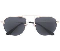 Klassische Pilotenbrille - men - metal - 55