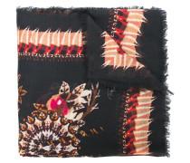 multi-print scarf