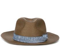 Klassischer Panama-Hut - men - Baumwolle/Papier