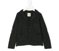 elbow patch stitch jacket