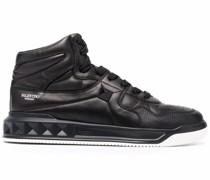One Stud High-Top-Sneakers