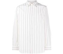 Adrian stripe print shirt