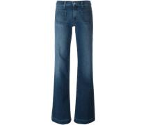 'Libby' Jeans mit weitem Bein - women