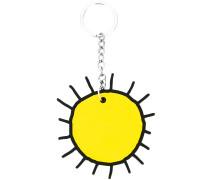 Schlüsselanhänger mit Sonnenmotiv