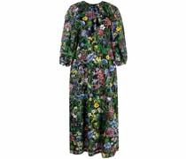 Anastasia Kleid mit Blumen-Print