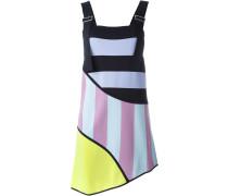 Kleid mit Streifenmix