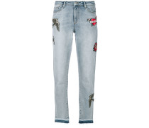 'Captain Karl' Girlfriend-Jeans