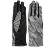 Tweed-Handschuhe