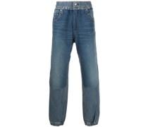 Jeans im Hybrid-Design