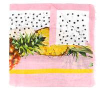 Schal mit Ananas-Print - women