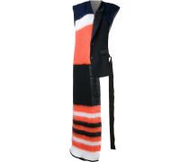 Gestreifter Oversized-Schal