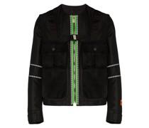 Utility-Jacke mit Reißverschluss