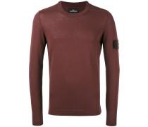 Pullover mit Logo-Schild - men - Baumwolle - S