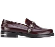 Loafer mit Beschlägen