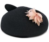 cat ear hat - women - Baumwolle/Hanf/Polyester