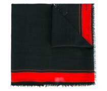 rottweiler print scarf