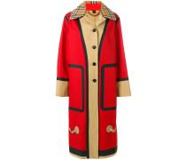 Oversized Car coat
