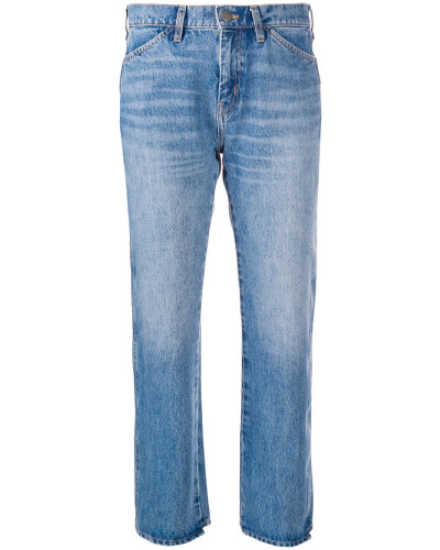 'Cult' Cropped-Jeans