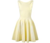- Ausgestelltes Kleid mit Stickerei - women