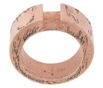 'Crescent Rift' Ring
