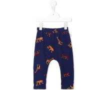 Leggings mit Animal-Print