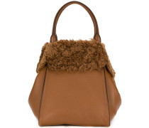 'J-bag' Shearling-Handtasche